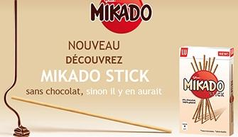DES BISCUITS AU CHOCOLAT ET UNE VOITURE DE LUXE