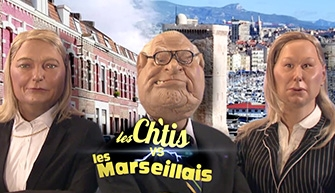 LES GUIGNOLS ON CANAL + CHANNEL