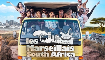 LES MARSEILLAIS SOUTH AFRICA ON W9 CHANNEL