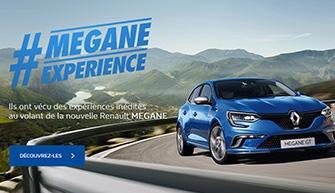 RENAULT MEGANE GT EXPERIENCE