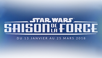 STAR WARS - LA SAISON DE LA FORCE