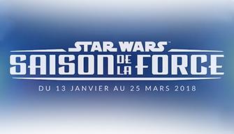 STAR WARS • FORCE SEASON