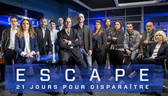 ESCAPE 21 DAYS TO DISAPPEARE