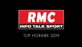 RMC - TOP HORAIRE 2019