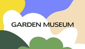 GARDEN MUSEUM OF LONDON