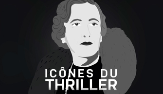 THRILLER ICONS - AGATHA CHRISTIE