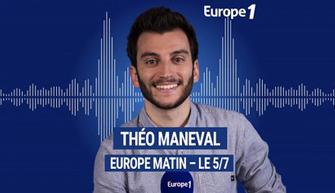Interview sur Europe 1