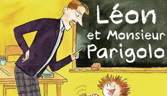 LÉON AND MR PARIGOLO